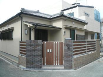 大阪市 K様邸 建替工事 施工事例