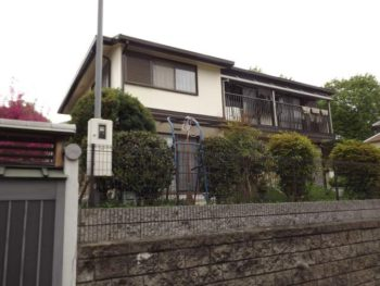奈良市A様邸外装・屋根リフォーム施工事例
