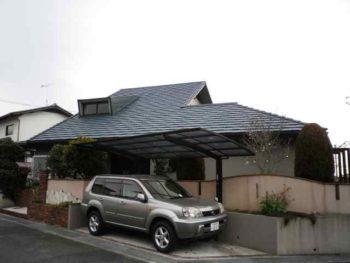 生駒市 H様邸 屋根リフォーム 施工事例