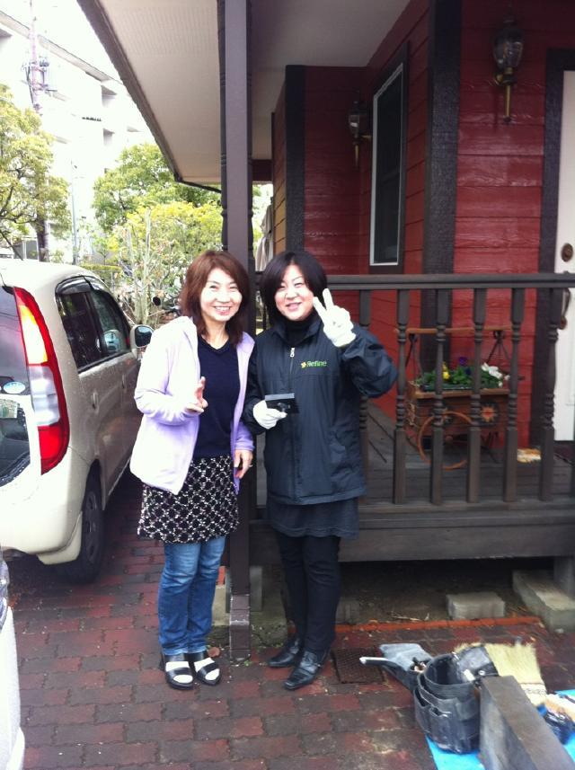 奈良市 H様の声