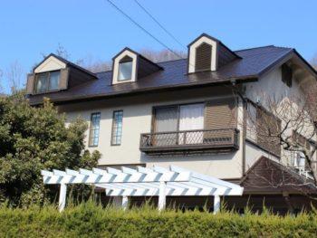 奈良市 K様 邸外装リフォーム施工事例
