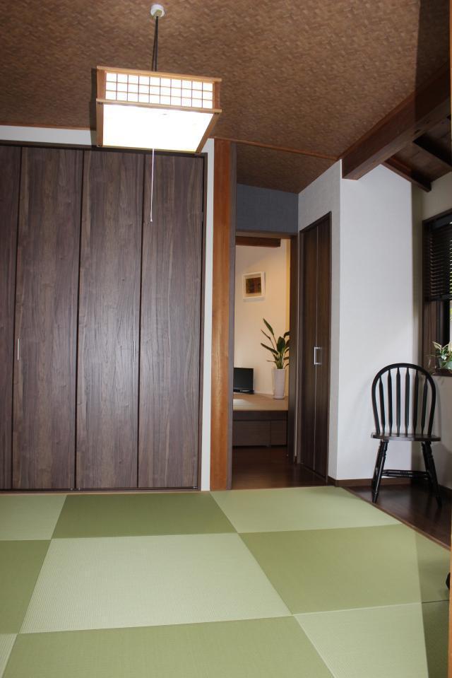 奈良市 N様邸 寝室増築工事施工事例