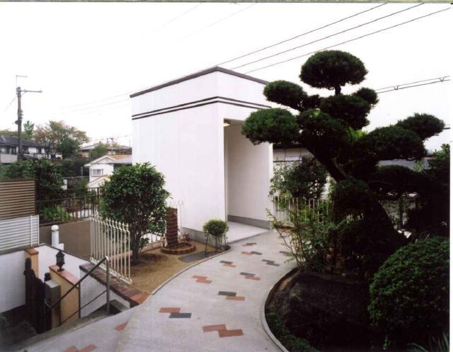 奈良市 O様邸 外部エレベーター設置 施工事例